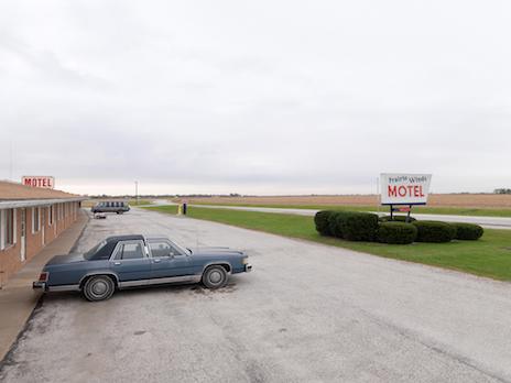 Dave Jordano, Prairie Winds Motel 2, Carthage, IL 2008