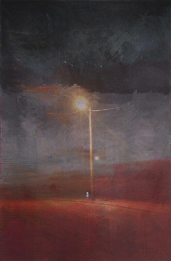 The Lamppost, 2015, Stanislaw Lewkowicz/Flatland Gallery
